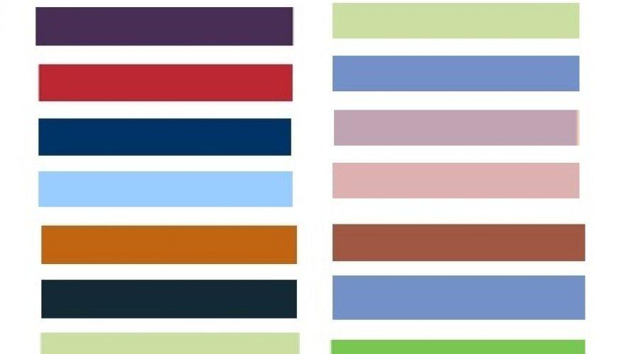 Trendkleuren winter 2020 voor mannen